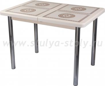 Стол обеденный Шарди ПР ВП КР 02 пл52 (кремовый)