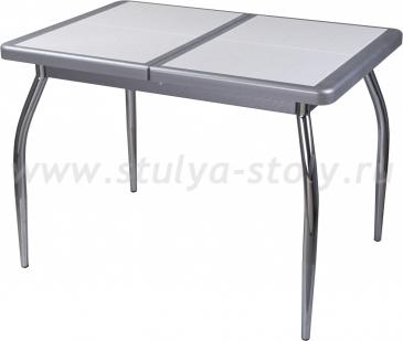 Стол обеденный Шарди ПР ВП СР 01 пл31 (серый)