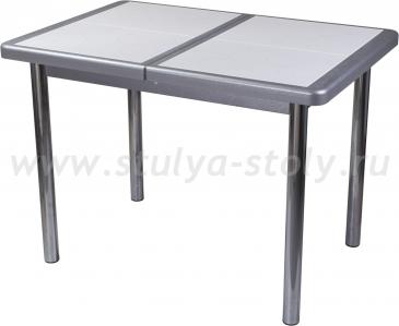 Стол обеденный Шарди ПР ВП СР 02 пл31 (серый)