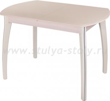 Стол обеденный Гамма ПО-1 МД ст-КР 07 КР (молочный дуб)