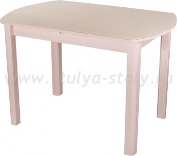 Стол обеденный Чинзано ПО МД ст-КР 04 МД (молочный дуб)