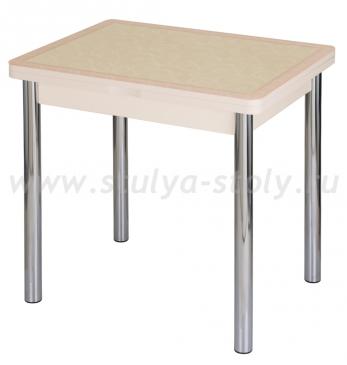 Стол кухонный Чинзано М-2 МД ст-31 Д-2 02 молочный дуб