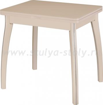 Стол кухонный Чинзано М-2 МД ст-КР 07 ВП КР (молочный дуб)