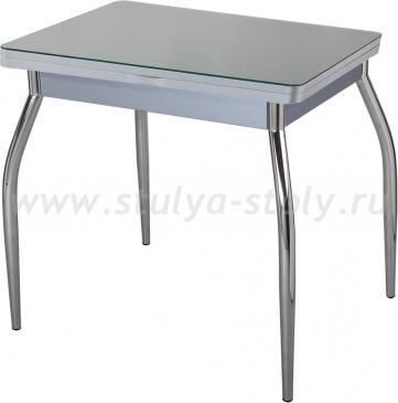 Стол кухонный Чинзано М-2 СР ст-СР 01 серый