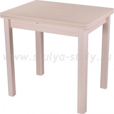 Стол кухонный Дрезден М-2 МД 04 МД (молочный дуб)