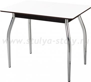 Стол кухонный Реал М КМ 04 (6) ВН 01 венге