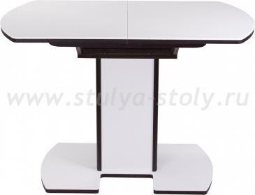 Стол кухонный Реал ПО КМ 04 (6) ВН 05 ВП ВН/БЛ КМ 04 венге