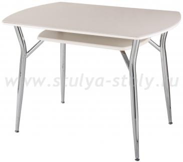 Стол кухонный Реал ПО-2 КМ 06 (6) КР 06 крем