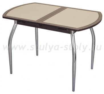 Стол кухонный Чинзано ПО ВН ст-22 F-1 01 венге