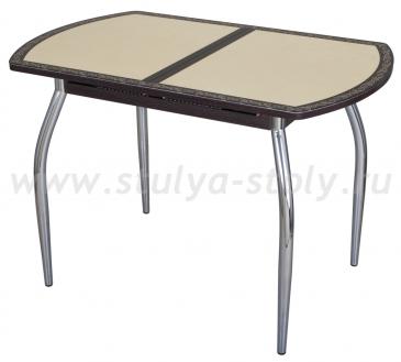 Стол кухонный Чинзано ПО ВН ст-32 Д-2 01 венге