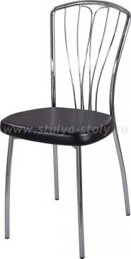 Стул кухонный Омега-3 В-4/В-4 черный венге, повышенной комфортности