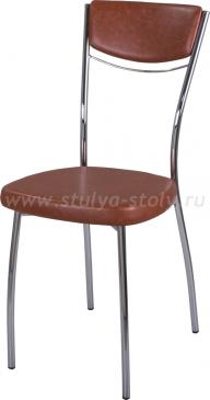 Стул кухонный Омега-4 B-3/В-3 спB-3/В-3 коричневый, повышенной комфортности