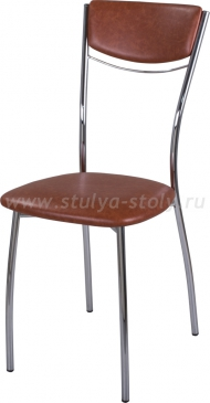 Стул кухонный Омега-4 В-3 спВ-3 коричневый