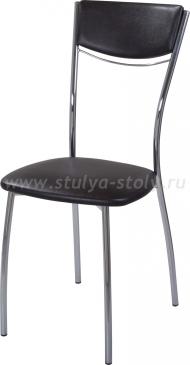 Стул кухонный Омега-4 В-4 спВ-4 черный венге