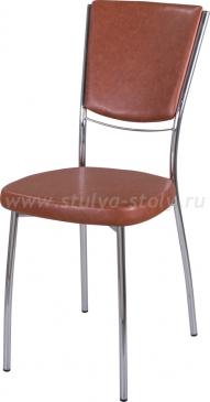 Стул кухонный Омега-5 B-3/В-3 спB-3/В-3 коричневый, повышенной комфортности