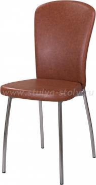 Стул кухонный Палермо В-3/В-3 коричневый, повышенной комфортности