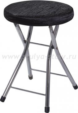 Кухонный табурет Соренто А-4/А-4 ченый венге с эффектом замши/повышенной комфортности