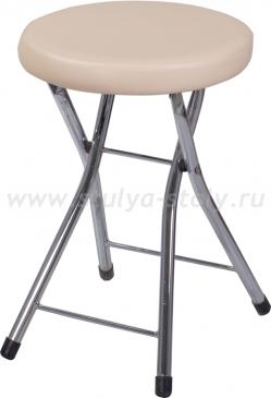 Кухонный табурет Соренто В-1/В-1 бежевый, повышенной комфортности