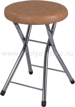 Кухонный табурет Соренто В-2/В-2 светло-коричневый, повышенной комфортности