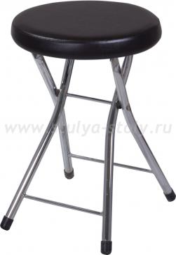Кухонный табурет Соренто В-4/В-4 черный венге, повышенной комфортности