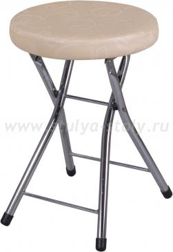 Кухонный табурет Соренто Д-2/Д-2 светло-бежевый, повышенной комфортности