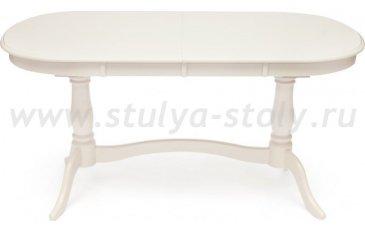 Обеденный стол Siena SA-T6EX2L (крем)
