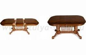 Обеденный стол Nndt-4296-stc (коричневый)