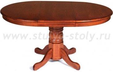 Обеденный стол Rochester 4260-ppp (коричневый)