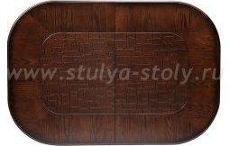 Обеденный стол Dndt-4278 (коричневый)