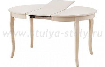 Обеденный стол Milano (белый)