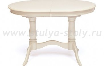 Обеденный стол Eva (белый)