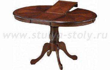 Обеденный стол Opera (коричневый)