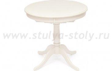 Обеденный стол Siena SA-T4EX (белый)