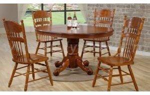 Обеденный стол Rochester-4260-stc (коричневый)