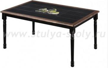 Стол обеденный СТ 3760Р, венге (коричневый)