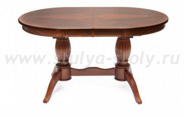 Обеденный стол Mercury (коричневый)