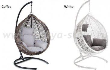 Кресло подвесное ORION Y0069 Coffee / White