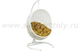 Кресло подвесное Lunar White Y0068KD (W)