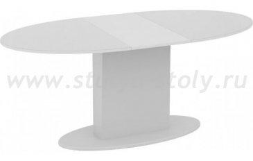 Марсель СМ(Б)-102.01.12(2) Стол обеденный со стеклом