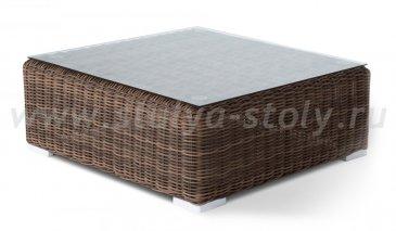 """""""Лунго"""" столик коричневый"""