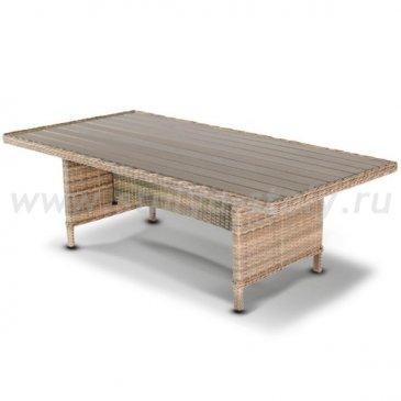 """""""Цесена"""" плетеный стол"""